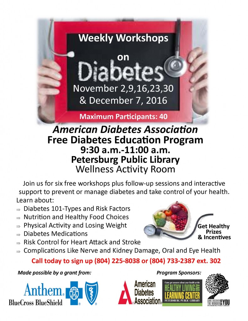 DiabetesWorkshopNov2016