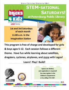 BRICKS 4 KIDZ 2017 FLIER