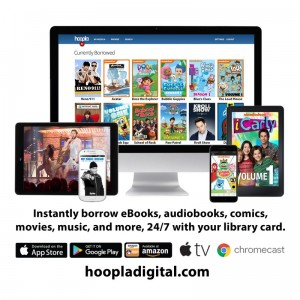 hoopla digital - Viacom