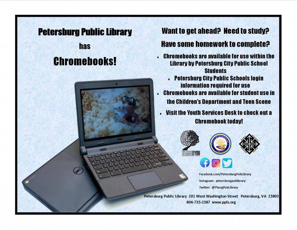 Chromebooks flyer