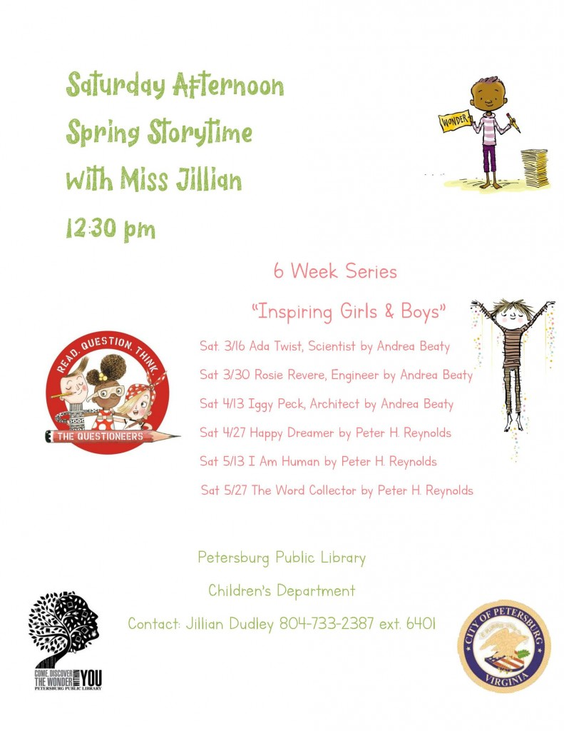 Saturday Afternoon Spring Storytime flyer PDF_Page_1